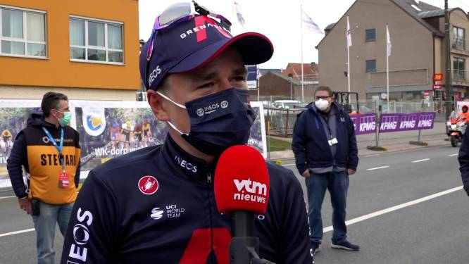 """Pidcock rijdt nog Amstel en Waalse Pijl: """"Mensen gaan me nu tot favoriet bombarderen, maar elke wedstrijd is anders"""""""