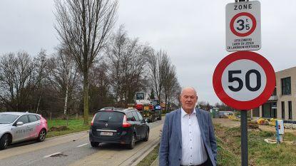 """Politie gaat tonnagebeperking in Hoogstraten manueel controleren: """"Geen wonderoplossing, maar niets doen kan niet"""""""