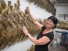 Nu alleen nog een plekje vinden: Zoetermeers kunstwerk past nergens
