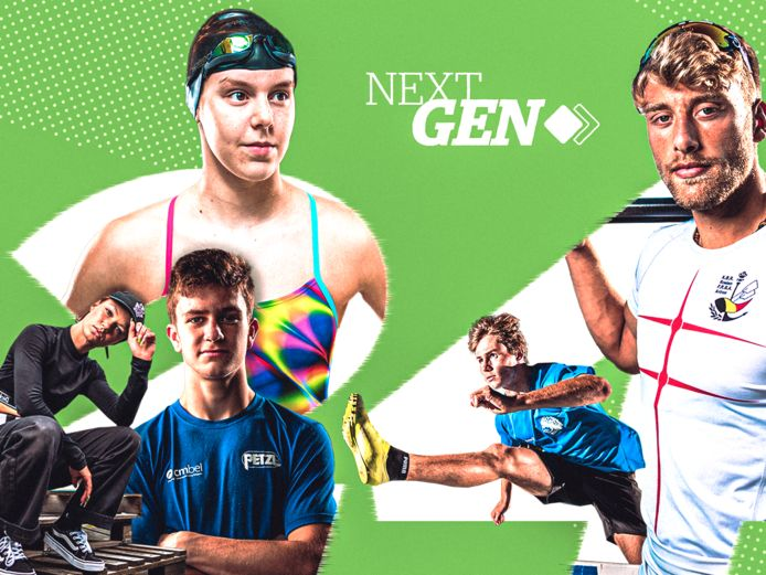 Next Gen olympiërs
