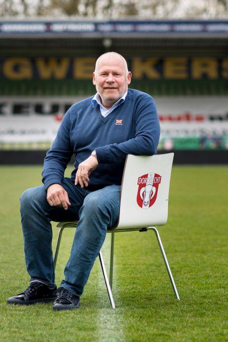 Directeur FC Dordrecht maakt de balans op: 'Het is duidelijk dat het niet goed genoeg is'