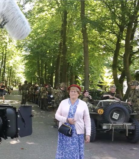 Opnames oorlogsfilm in Wolfheze