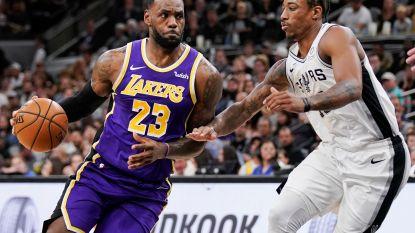 Hoogdagen in LA, Lakers en Clippers behalen vijfde zege in nog prille NBA-seizoen