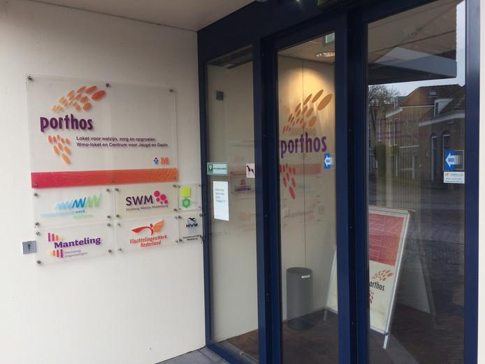 Het kantoor van Porthos in Middelburg.
