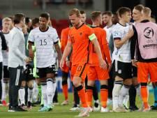Rampzalige start breekt Jong Oranje op tegen Duitsland