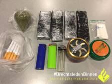 Politie vindt softdrugs in broodtrommel van Dordtenaar (23)