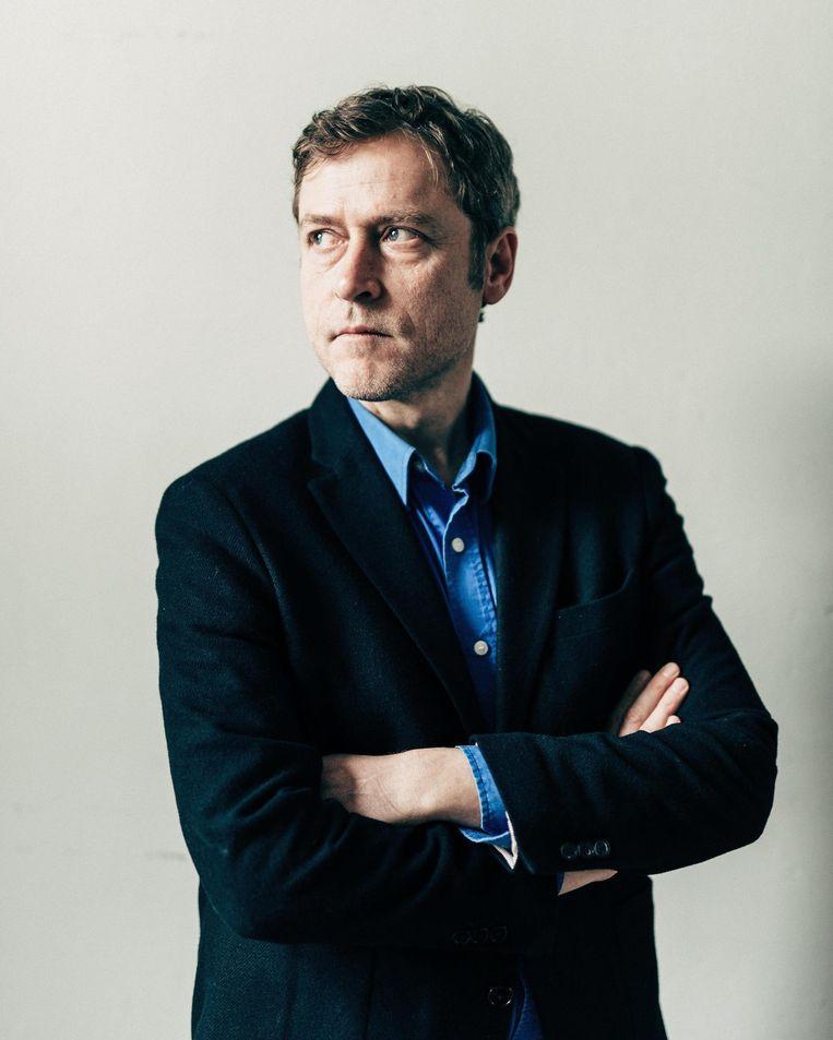 Yves Petry. Beeld Thomas Sweertvaegher