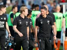 Dapper FC Utrecht verliest maar nipt van Red Bull Salzburg