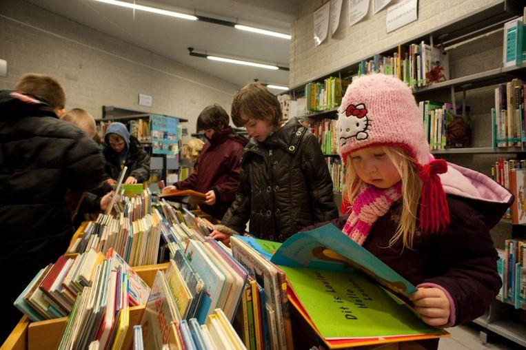 De bibliotheken van Sint-Amands en Puurs zijn nu ook 'gefusioneerd'.