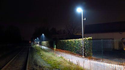 31 straten op Ter Donk krijgen ledverlichting