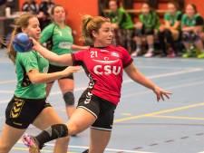 Handbalsters HC Zeeland blijven eenvoudig aan kop ranglijst