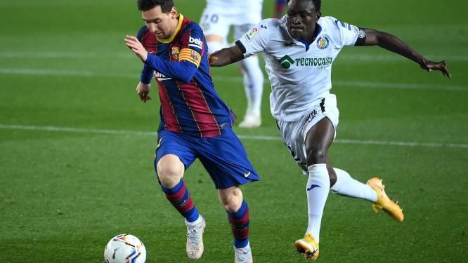 LIVE. Messi zet Barça op dubbele voorsprong