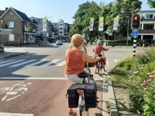 Stoplichten heel even aan, meteen weer file in Groesbeek: 'Na 10 meter stond ik al vast'