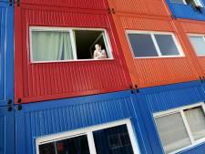 Woningnood in Oost-Nederland drijft jongeren naar containers en vakantieparken