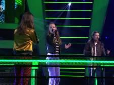 Ruim 1 miljoen kijkers zien Bente uit Genemuiden indruk maken in The Voice Kids