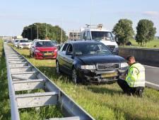 Boem! Opnieuw staat het stil op ongelukkenweg N50 tussen Zwolle en Kampen