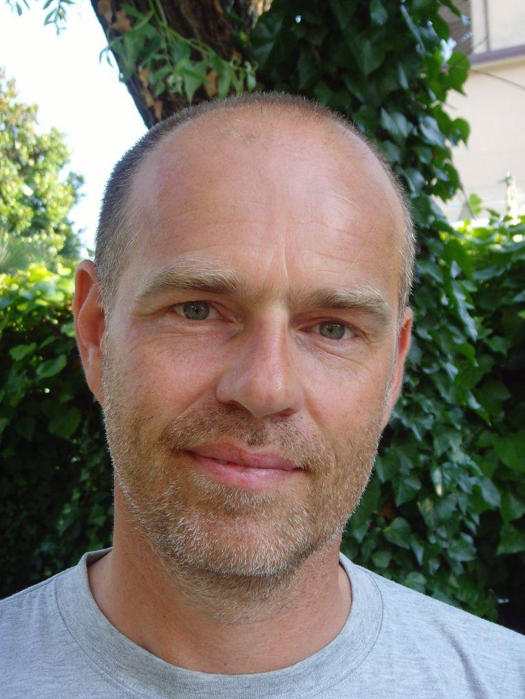 Jan van der Borg. Beeld -