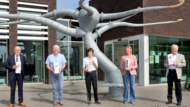 Kiwanis Affligem Hopland schenkt 200 paashazen aan woonzorgcentrum Van Lierde