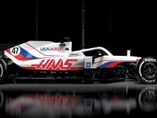La nouvelle monoplace de Haas pour les débuts de Mick Schumacher