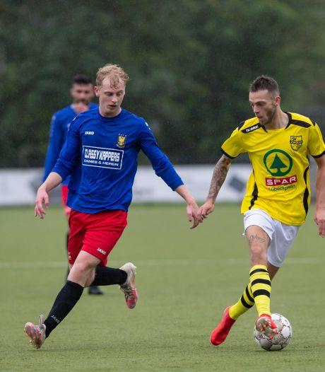 Over Jantje van der Sluis, de flankflitser van winnend SV Zwolle: 'Een geweldige speler'