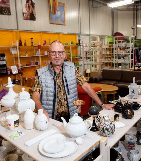 Kringloopwinkels Apeldoorn en Vaassen floreren sinds opheffing lockdown: 'Mensen kopen niet lukraak meer alles nieuw'