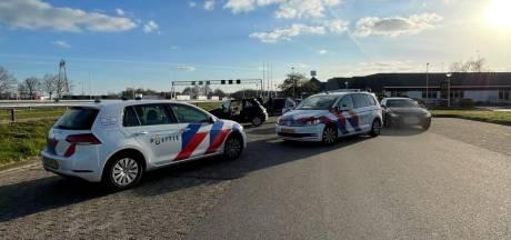 Gestolen auto in beslag genomen na achtervolging op de A1
