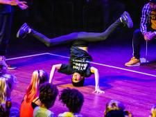 Jonge dansers gooien hun talent in de strijd in Dordrecht
