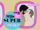 """Michiel leert Mr. Taylor kennen op een vliegtuig en ze bereiken samen hogere sferen: """"Ik had eerst niet door dat hij homo was"""""""