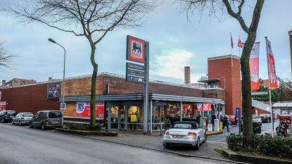 Vanaf vrijdag uitverkoop in Delhaize Sint-Rochus, daarna jaar dicht voor werken nieuwbouw