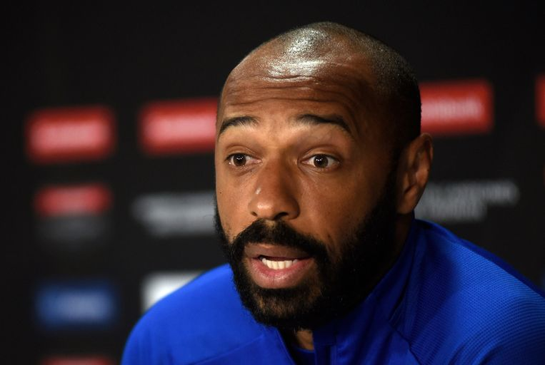Thierry Henry. Beeld AP
