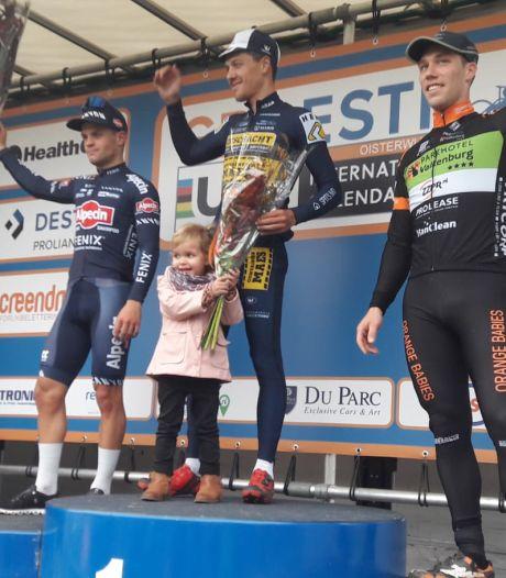 Tom Meeusen wint eerste GP Destil, Godrie derde