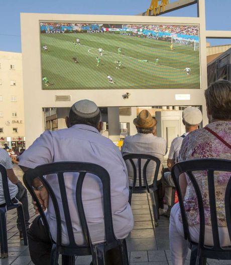 """""""Pas de matchs de coupes d'Europe en Israël jusqu'à nouvel ordre"""""""