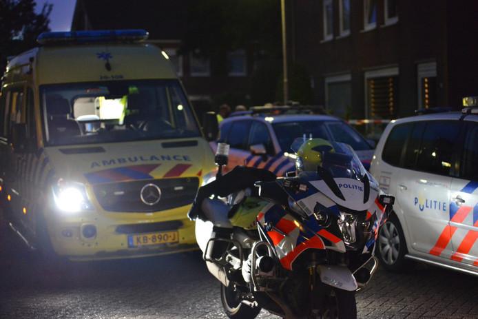 Dode vrouw aangetroffen in woning in Sint Willebrord