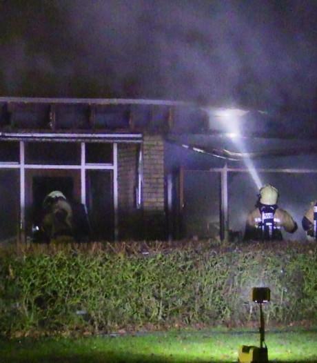 Antikraakpand uitgebrand in Enschede, bewoners kunnen niet terug