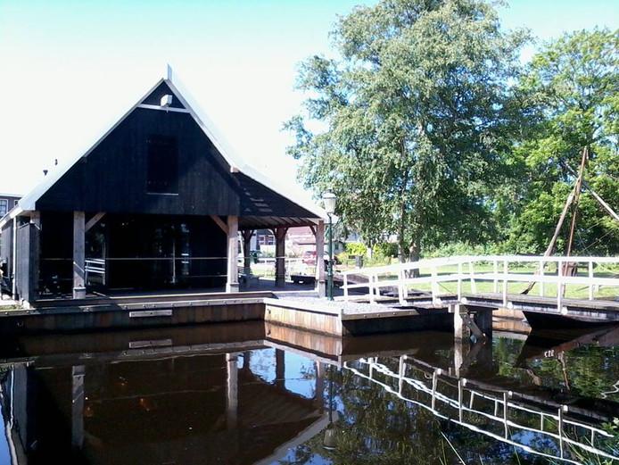 Rond 't Botterhuus en op de turfeilandjes is zaterdag de vernieuwde winterfair