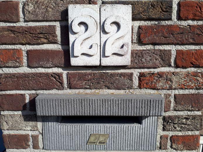 Goed zichtbare huisnummers kunnen levens redden.