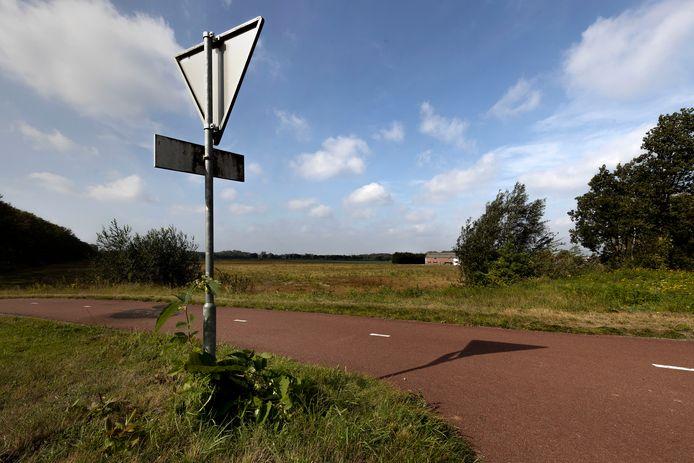 Terrein toekomstig Eeneind-West.