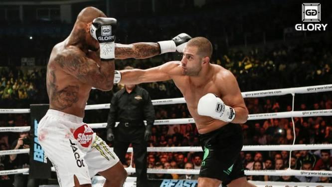 Glory verrast met terugkeer voormalig K-1-vechter Gökhan Saki