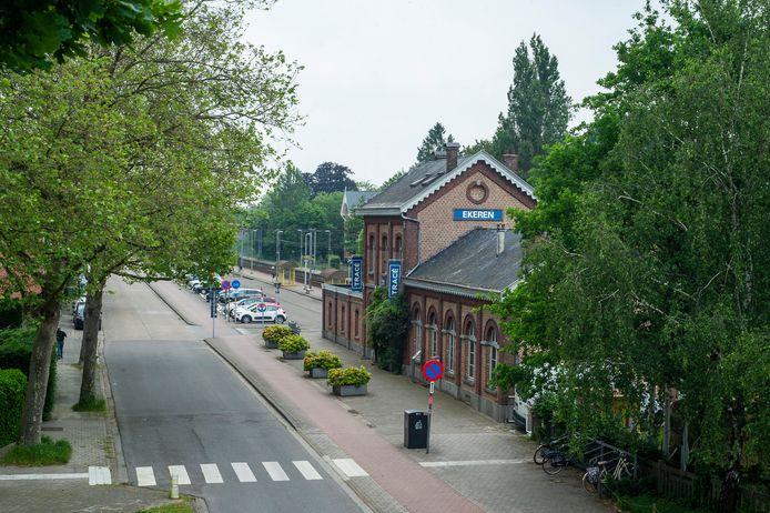 De omgeving van het station van Ekeren krijgt een facelift.