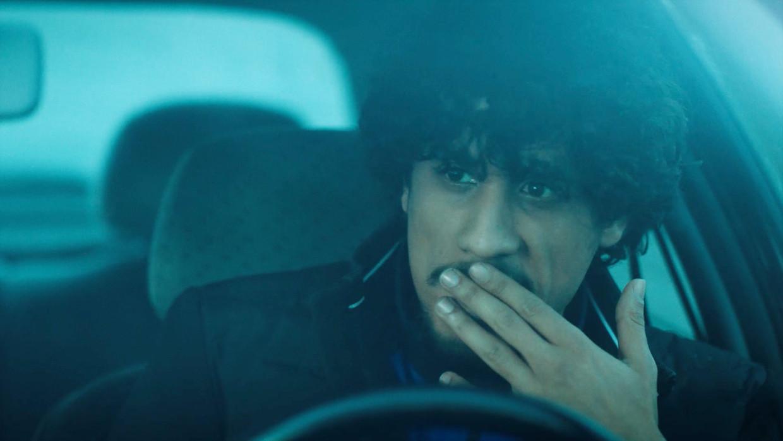 Saïd Boumazoughe  in 'Mocro Maffia' Beeld Streamz
