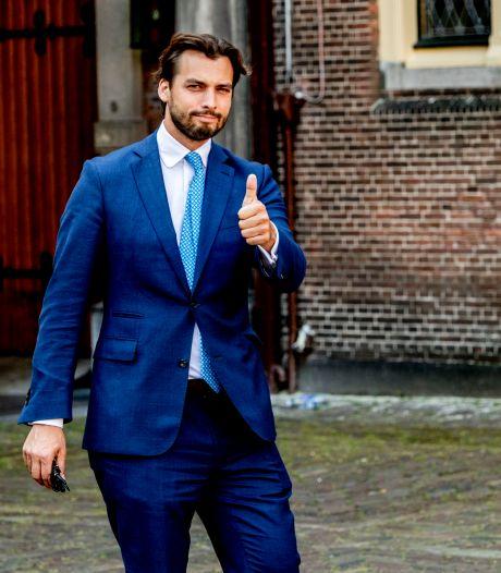 Waarom Thierry Baudet zijn rechterhand niet snel zal laten vallen
