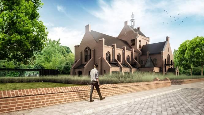 Na tien jaar leegstand eindelijk groen licht voor wonen in de Maria Boodschapkerk in Goirle