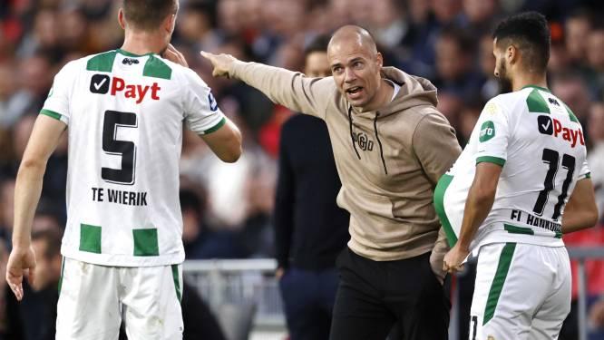 Groningen-trainer Danny Buijs: 'Als wij vier goals maken kan PSV niks zeggen'