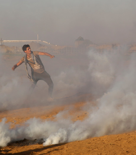 Palestijn gedood bij de Israëlische grens