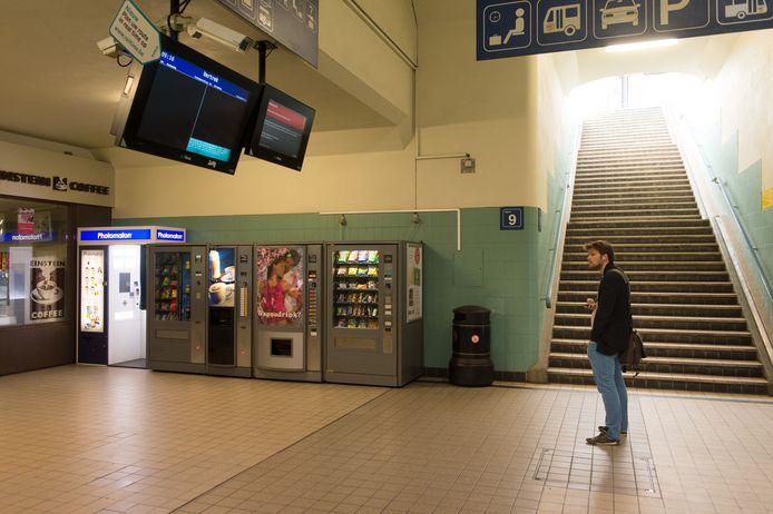 Het station van Mechelen (archiefbeeld)