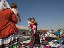 Tientallen Yezidi's bevrijd uit handen IS