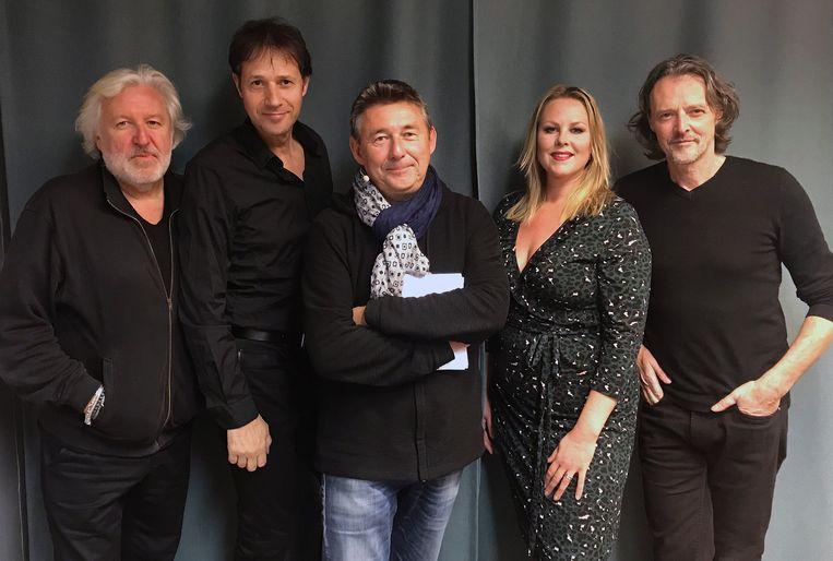 De volledige cast: Serge Feys - Charles Nagtzaam - Rudi Vranckx - Katarina Vermeulen - Wigbert Van Lierde