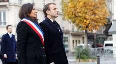 fotoreeks over Frankrijk herdenkt vandaag aanslagen Parijs