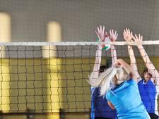 Volleyballers Van Waterschoot laten steek vallen