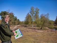 Slijtage bedreigt populair bosgebied bij Dorst